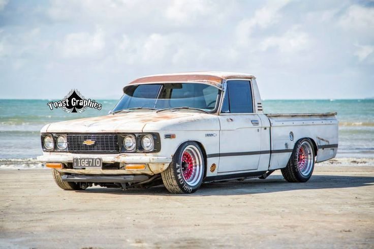 Late 70s Luv Isuzu Based Camionetas Chevy Camiones Chevrolet