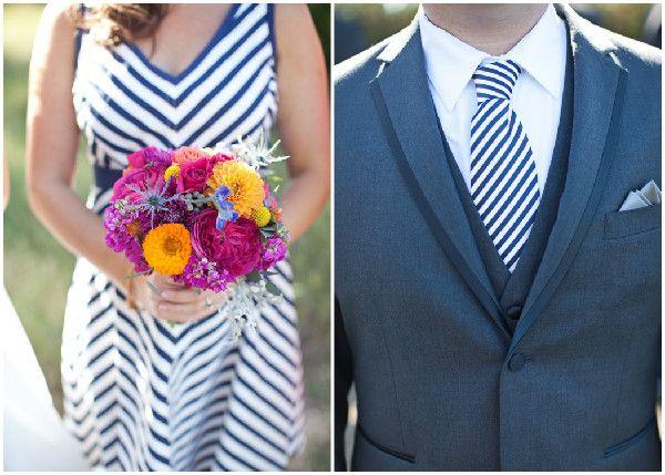 Top 5 Hochzeitsfarben Trends Für Streifen Hochzeit 2014   Optimale Karten für Verschiedene Anlässe