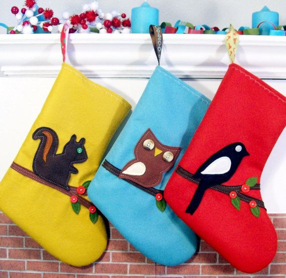 bird stockings