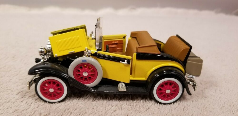 1929 Ford Convertible Car 1/32 Scale Diecast National Motor Museum