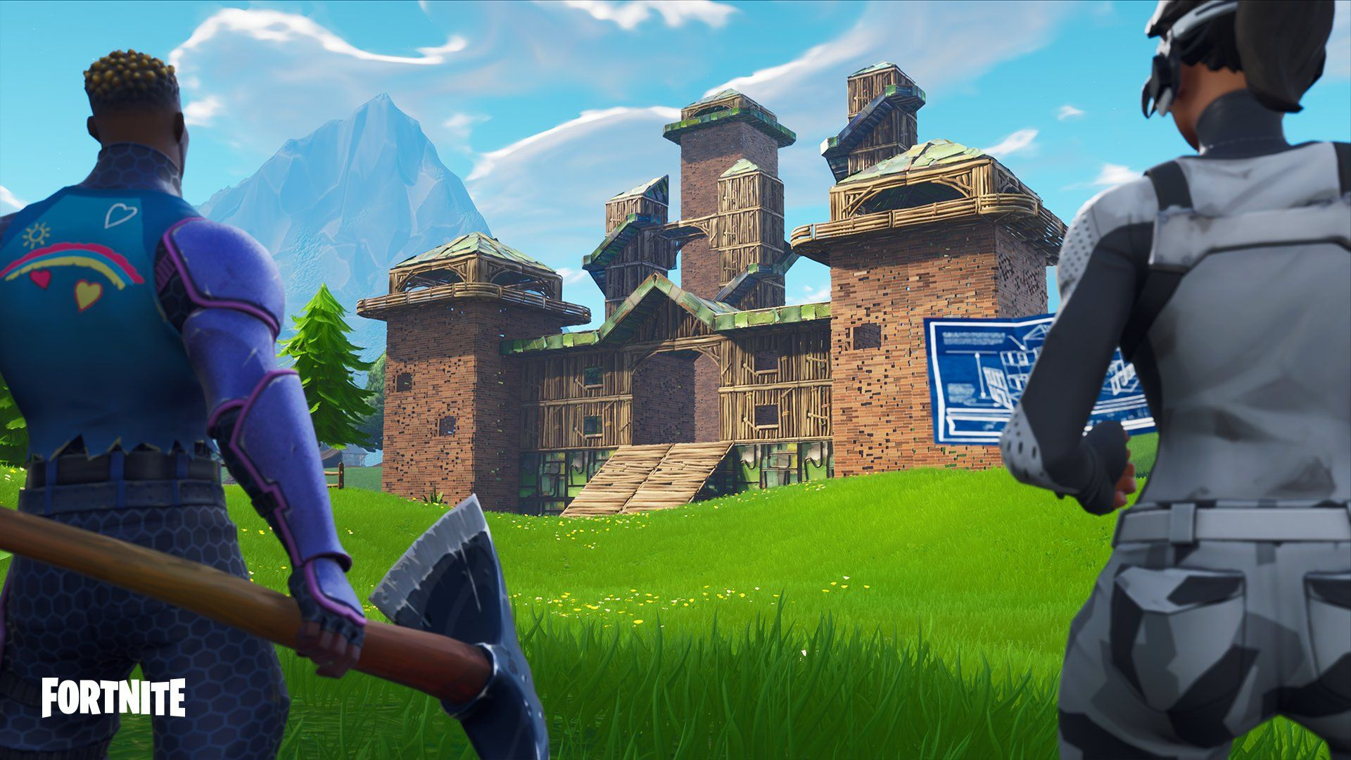 Fortnite pulls Playground Mode, with no sign of when it's
