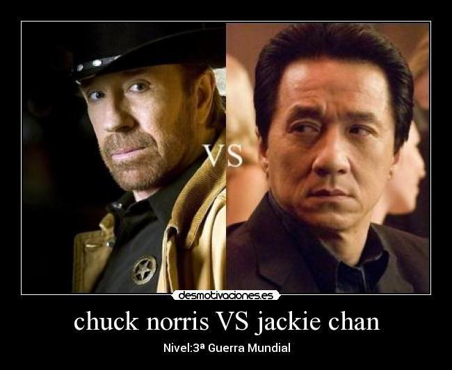 chuck norris   chuck norris VS jackie chan   Chuck Norris ...