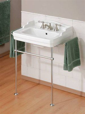 """console sink 24"""" wide"""
