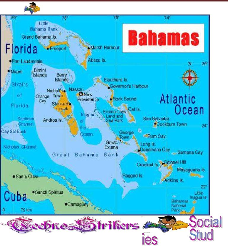Bahamian Map Skills Worksheetdocx Teaching Ideas Pinterest: Map Of The Bahamas Worksheet At Usa Maps