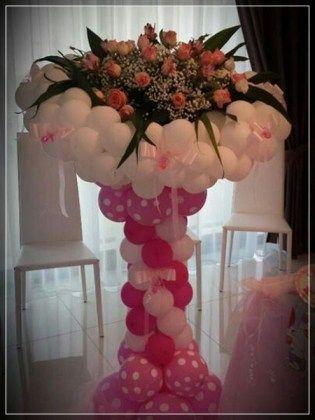 decoracion_flores_de_globos_fiestaideasclub_00007 Asador - imagenes de decoracion con globos
