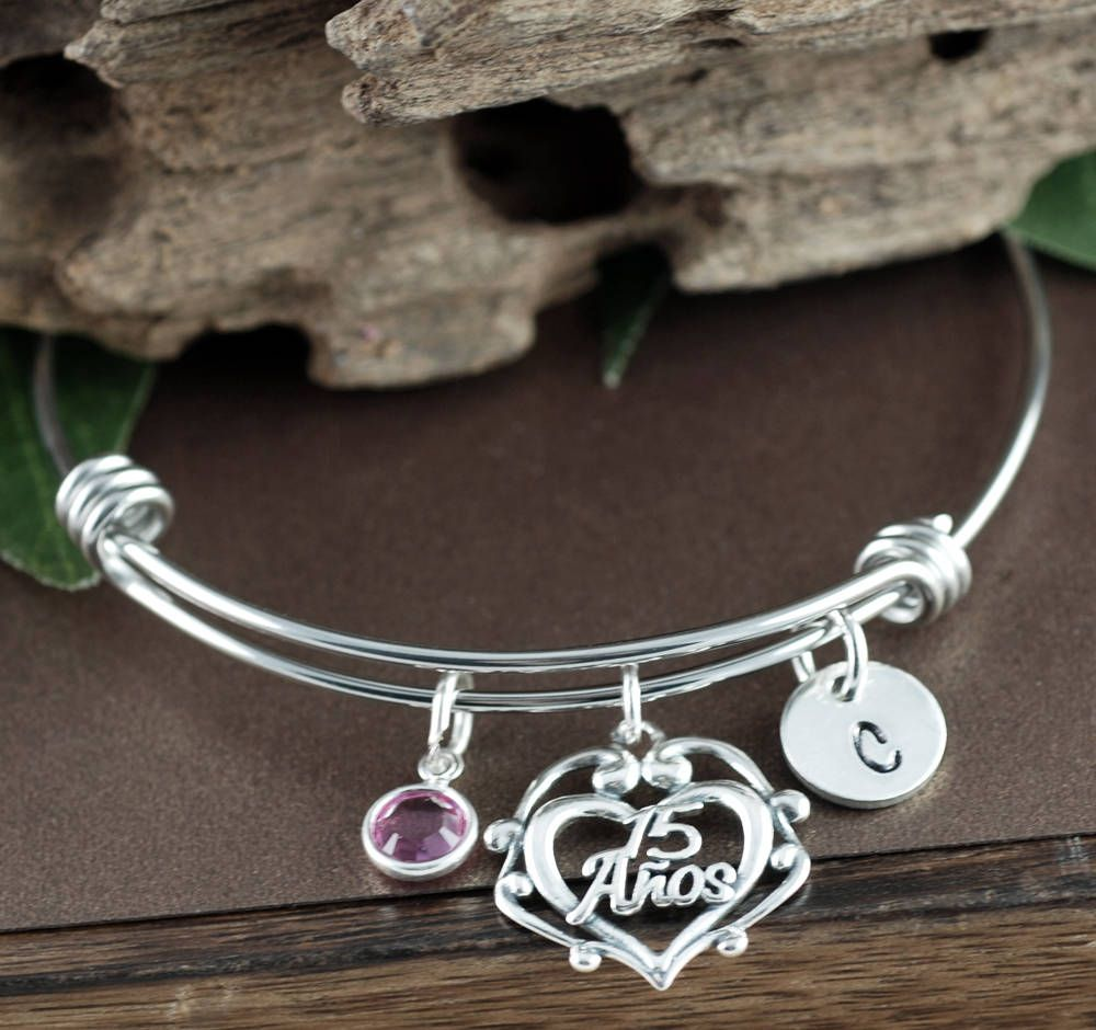 15 anos gift sweet 15 gift quinceanera gift sweet 15 bracelet