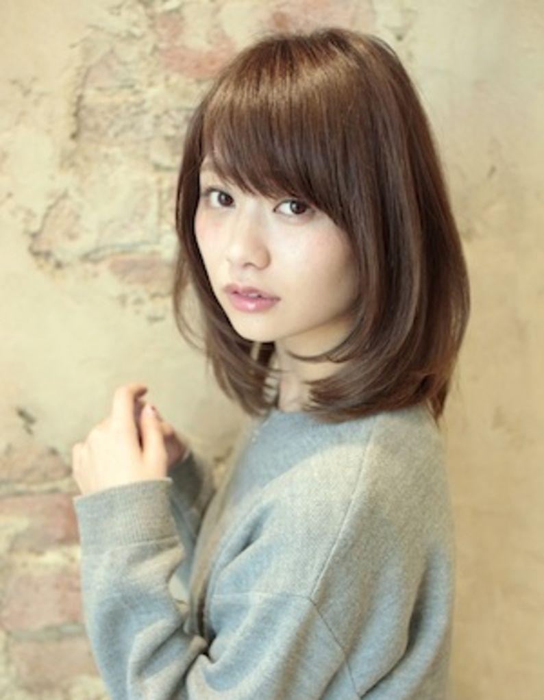 ひし形王道人気ヘア Ok 186 ヘアカタログ 髪型 ヘアスタイル