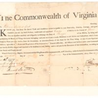 Help the Library of Virginia transcribe historical documents