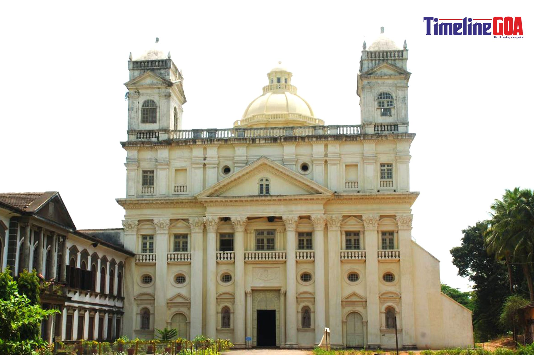 St Cajetan S Church Old Goa Is Undisputedly One Of The Most Beautiful Churches In Goa Goa House Styles Mansions