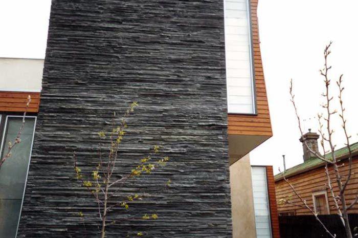Mintaro Slate Quarries Exterior Wall Cladding Exterior Stone