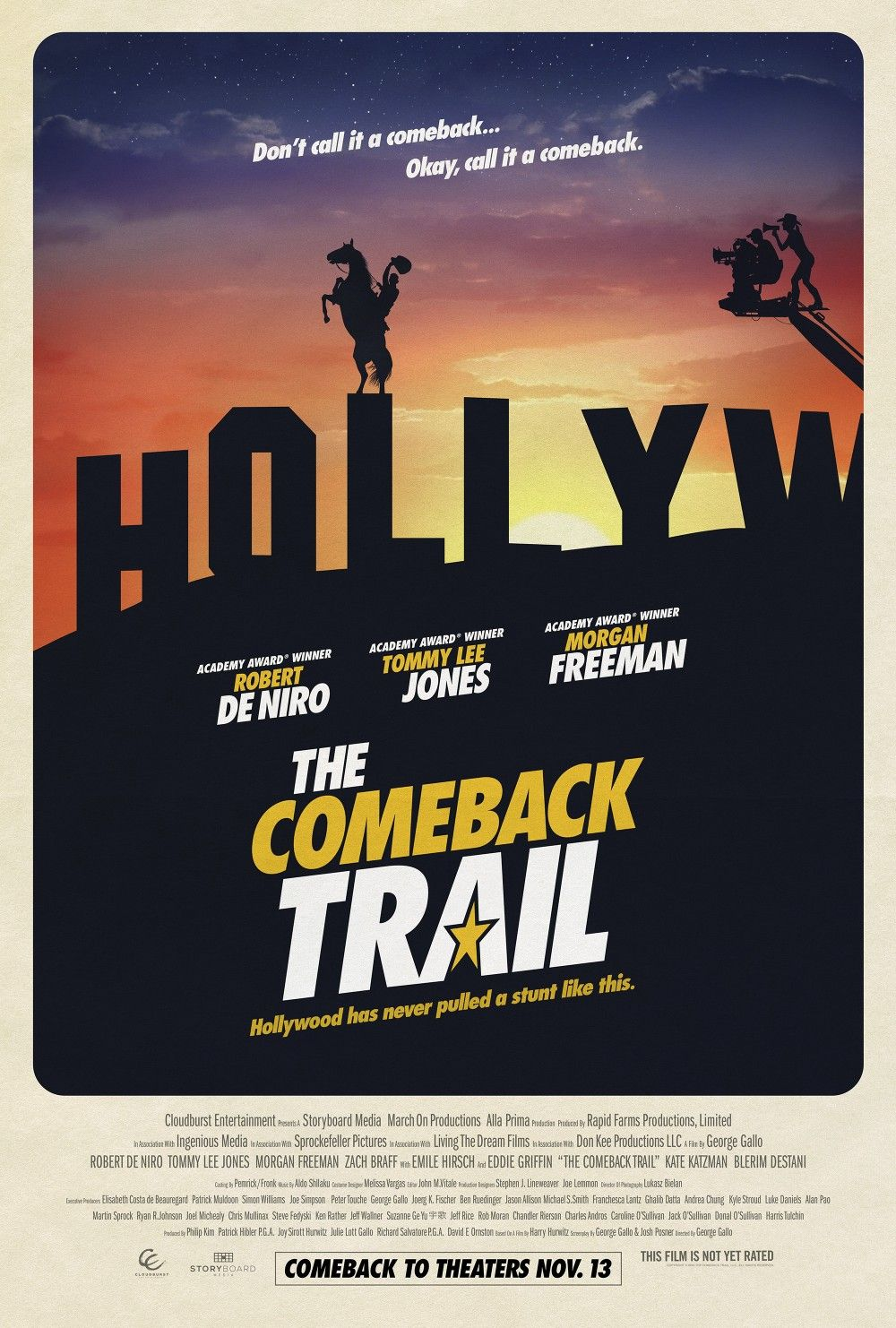 The Comeback Trail In 2020 Comebacks Internet Movies R Movie