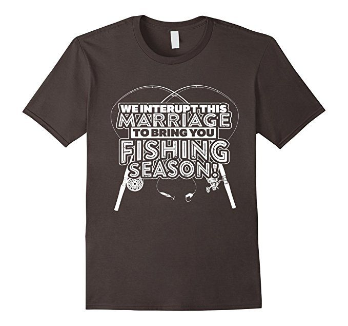 : Fishing SeasonFishing T-Shirt: Clothing