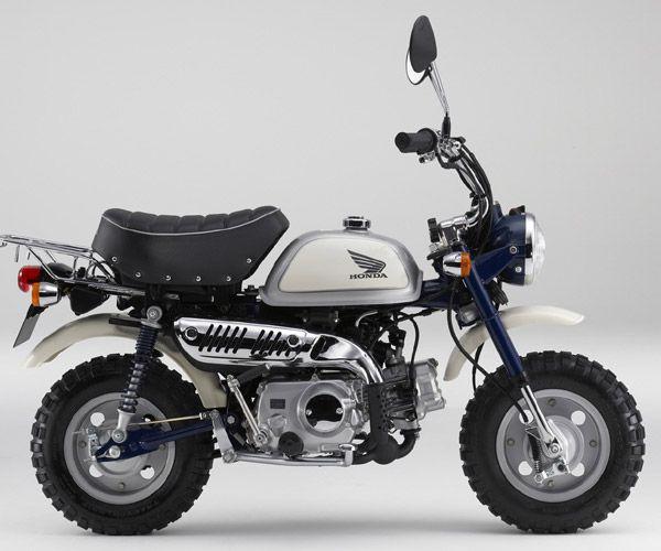 Honda Monkey Motorcycle Honda Motorcycles
