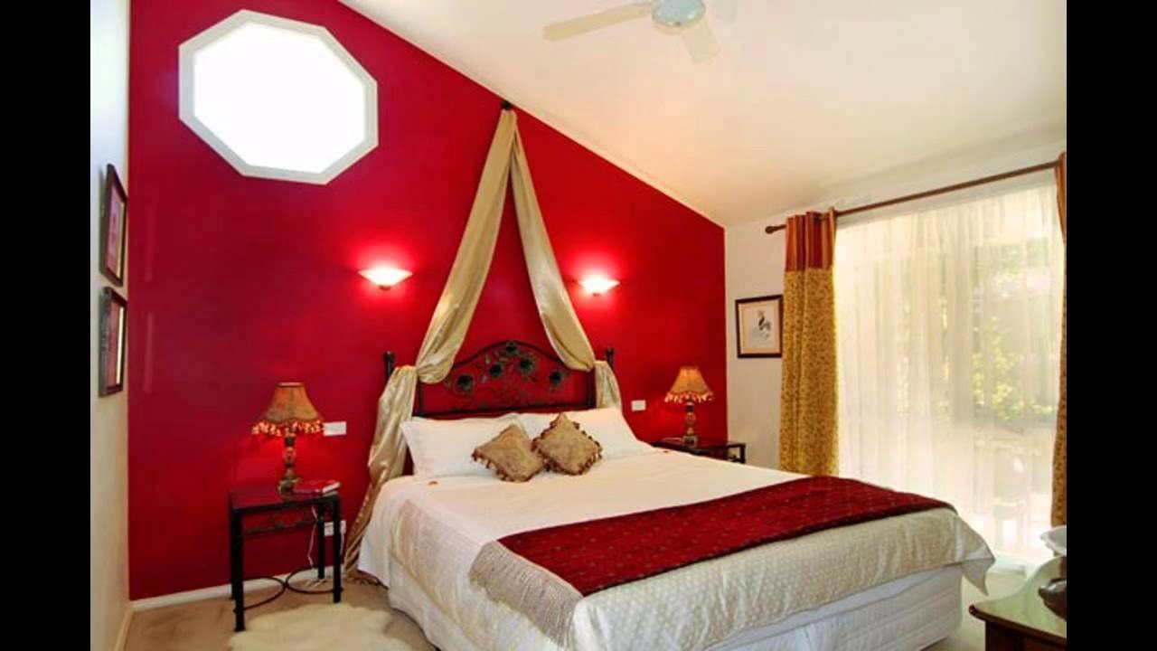 Red Bedroom Ideas, Best Option for Brave Souls  Bedroom red