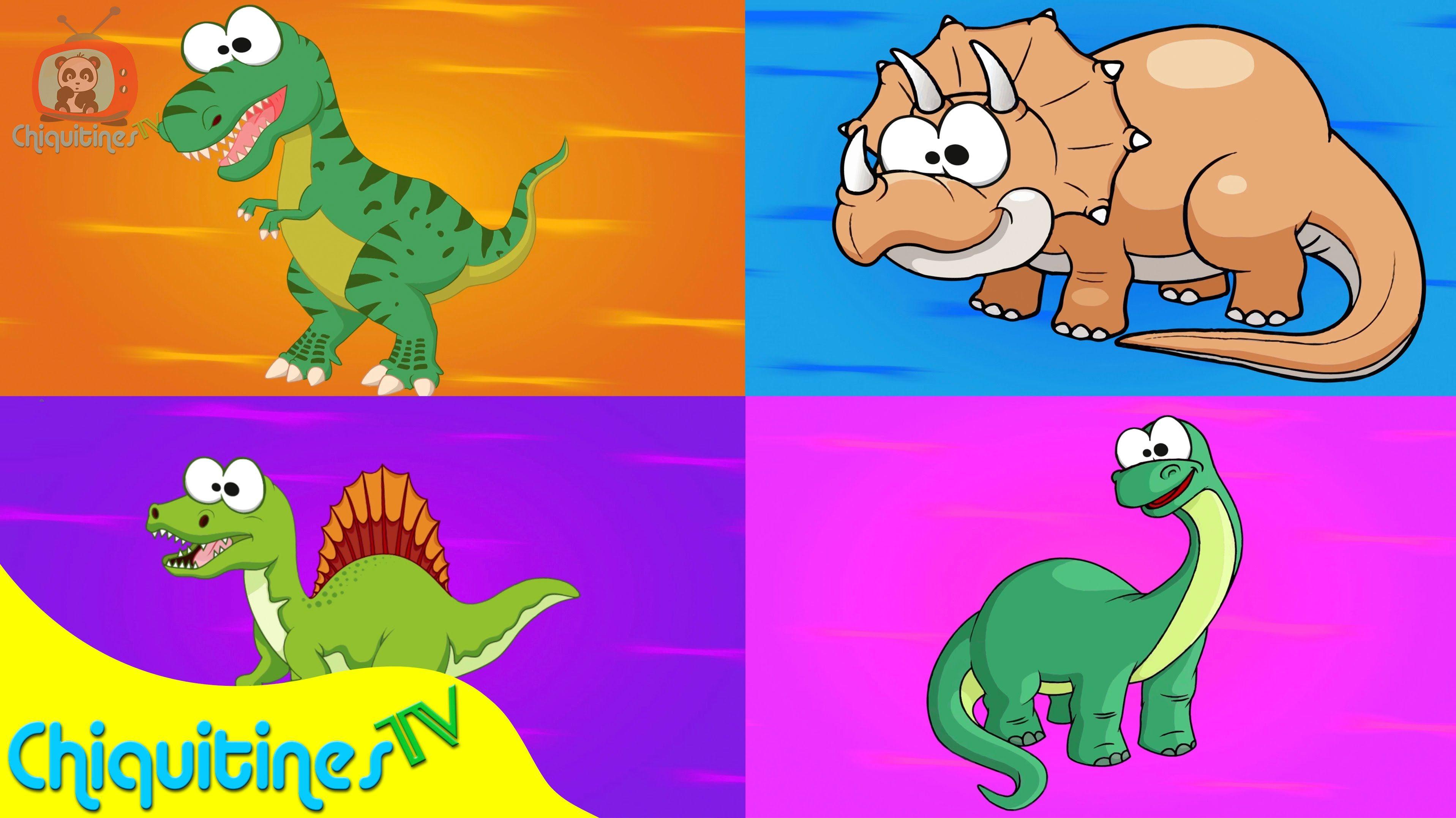 veo veo - Dinosaurios - Canción Infantil