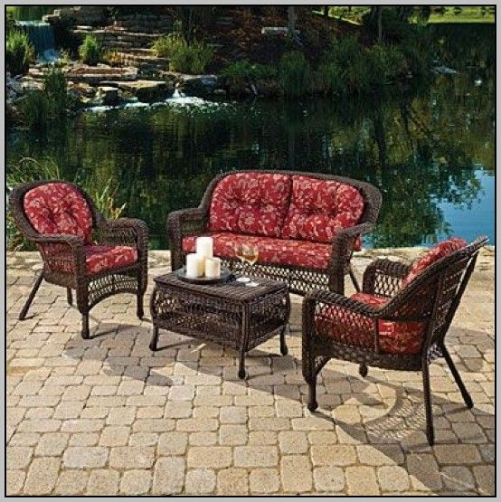 Amazing Wilson U0026 Fisher® Savannah Seating Set With Cushions Wa Nt This For Our Porch