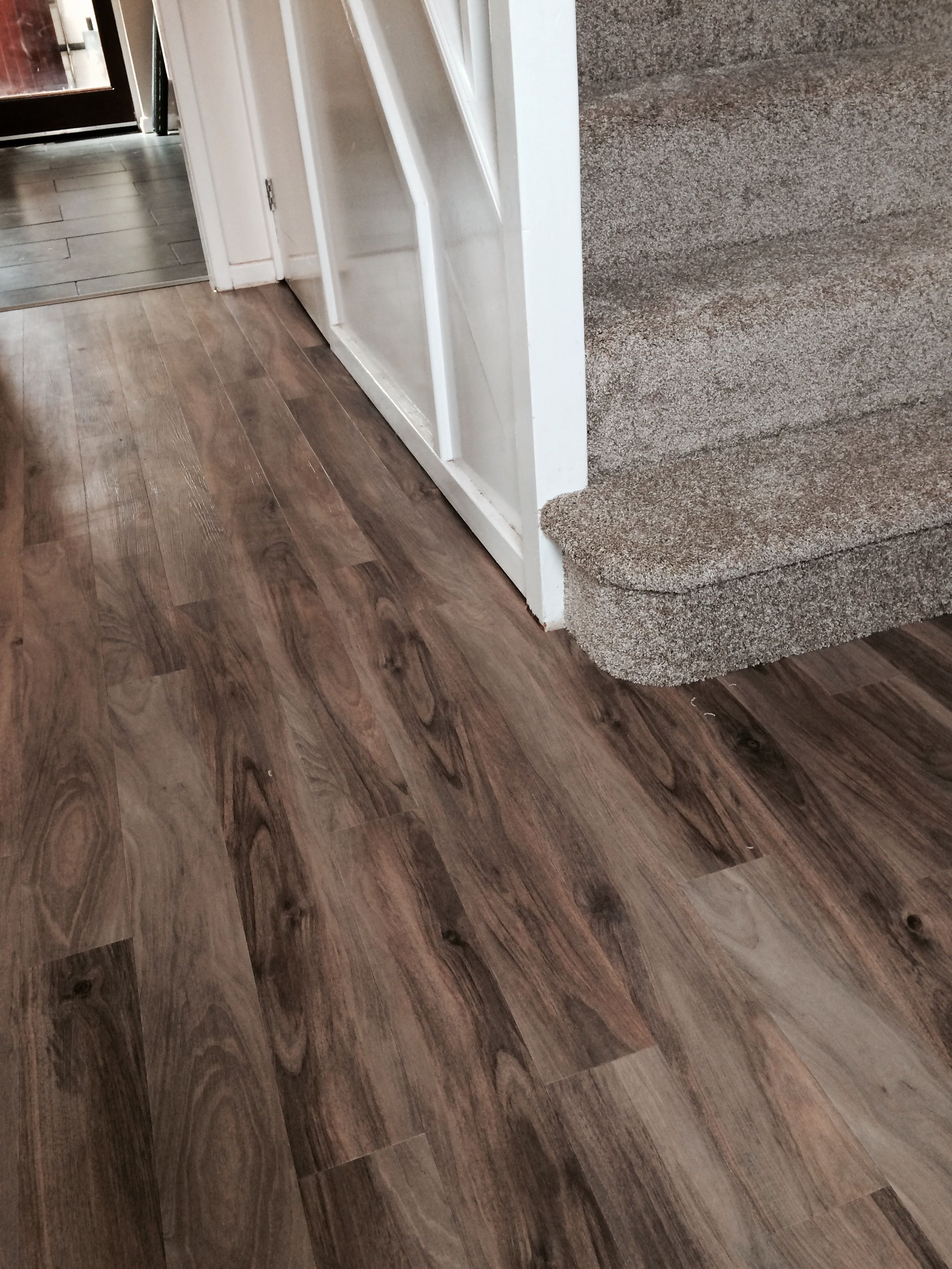 The Karndean Opus Weathered Elm Matched Up To One Of Our