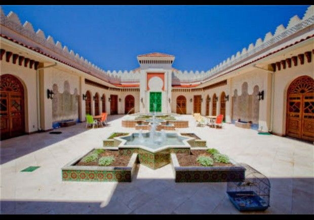 Moroccan Palace 4 Rivercrest Houston, T.X. List Price: 8.9 ...