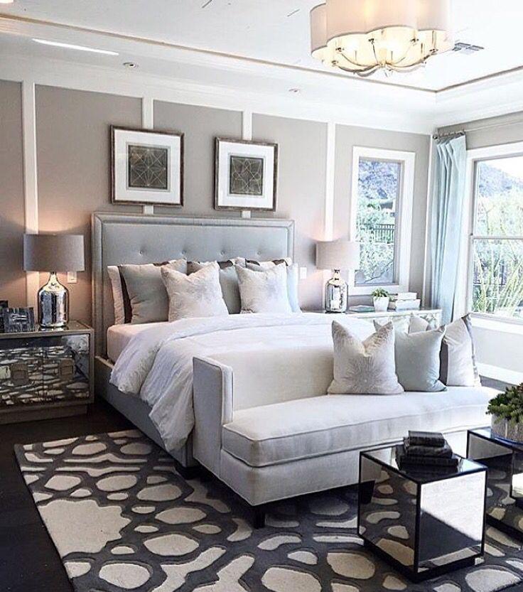 Pin de sonya tejeda en master bedrooms pinterest for Dormitorio principal m6 deco