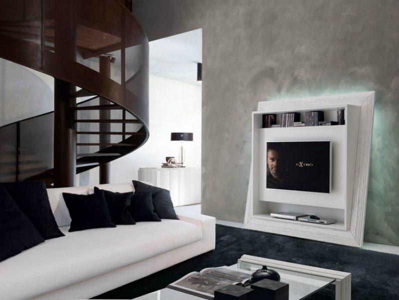 Mobili porta tv moderni 03 tv stand modern design tv for Mobili porta tv moderni economici