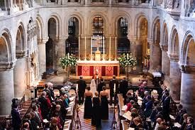 Image result for WEDDING AT PAUL AT ST BARTHOLOMEW THE GREAT