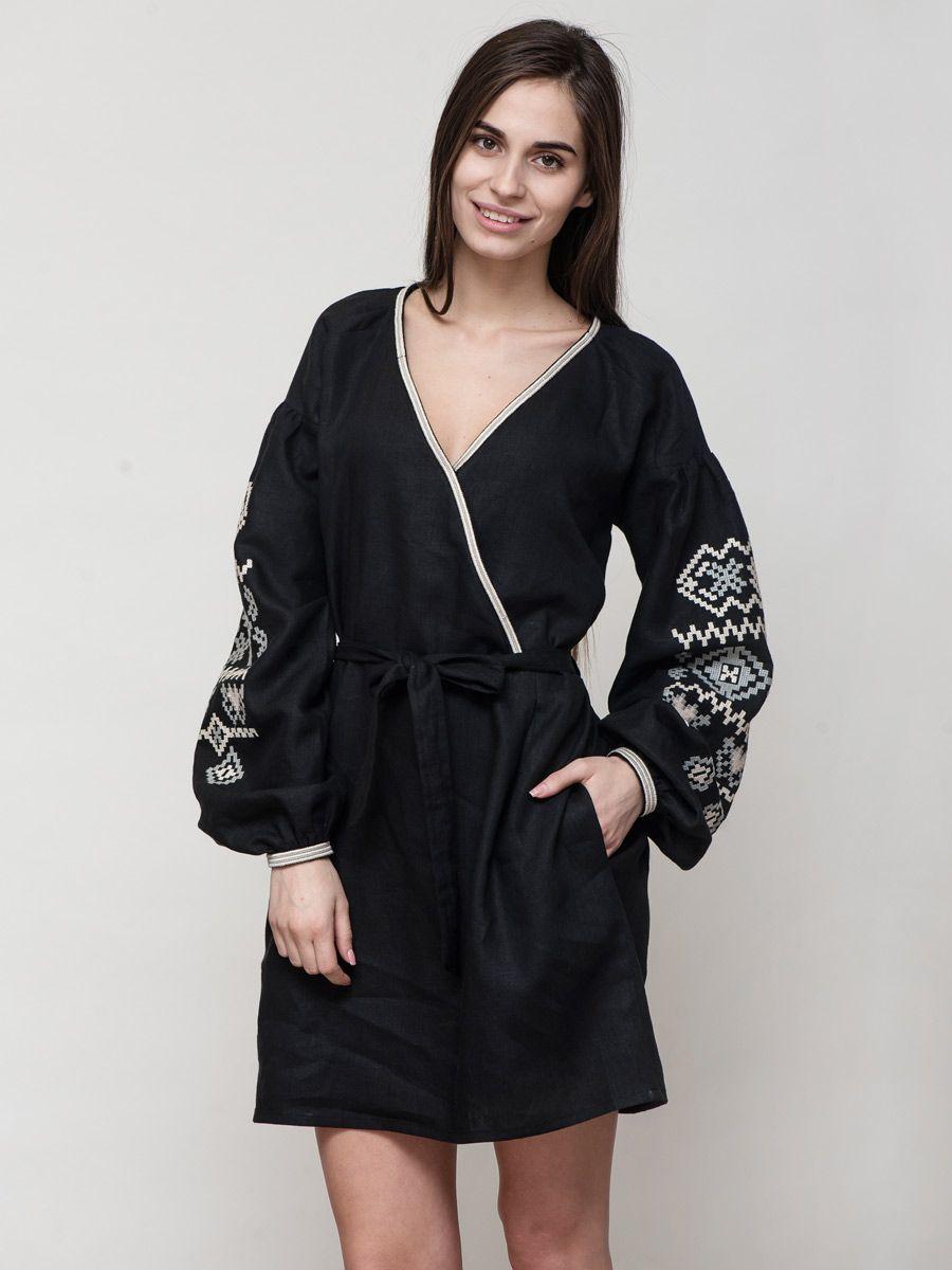 e6bb009efb8459 Жіноче плаття MD4 – купити ручну роботу по найкращій ціні від ЕтноДім