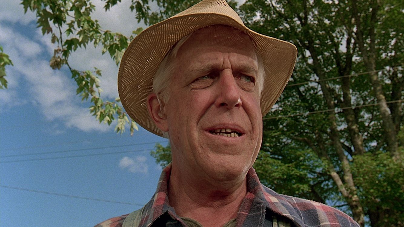 Fred Gwynne Pet Sematary Pet Sematary Lithgow John Lithgow
