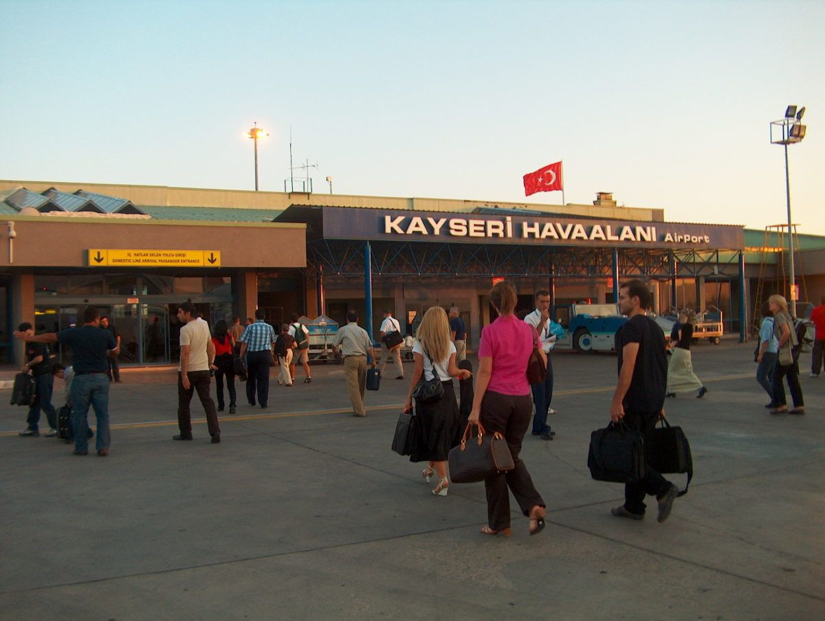 Kayseri Erkilet Airport Duty Free Asr S Shopping Dining Guide Airport First Novel Free Shopping