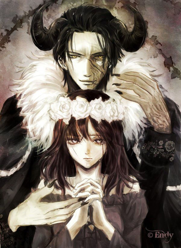 Pin by Lear Clow on Illustrations | Anime devil, Anime art