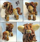 Kili Pony by *balletvamp on deviantART