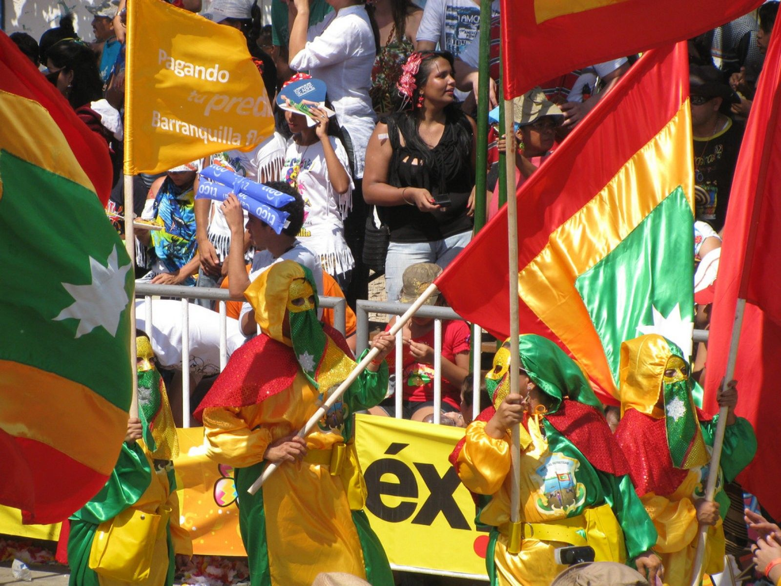 3dfa08aa7 El carnaval de Barranquilla es uno de los más célebres del mundo. Cada año  más
