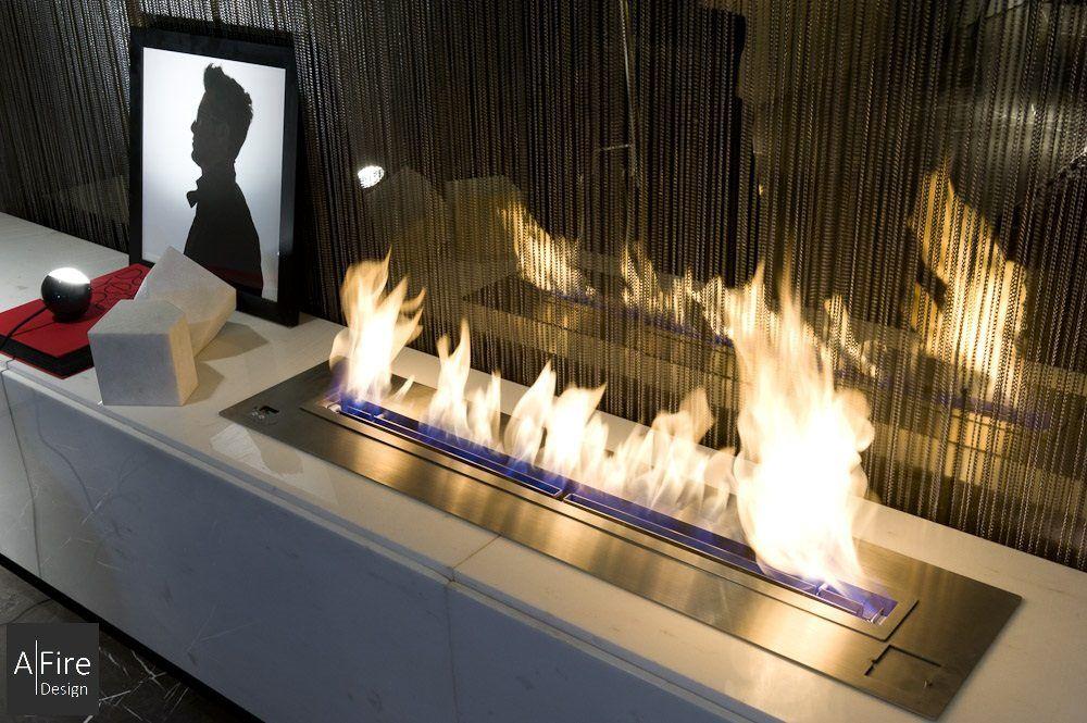 Las chimeneas de bioetanol de diseno más hermosas para tu sala de