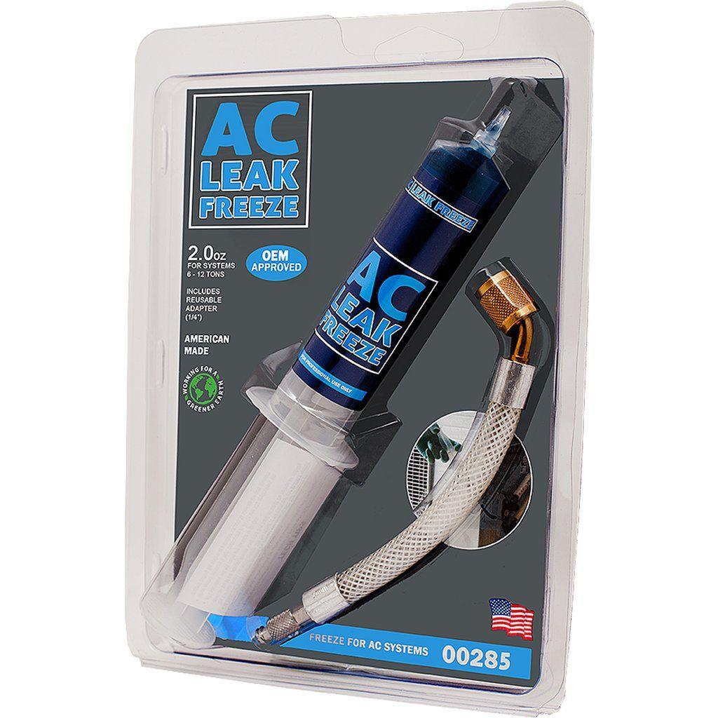 AC Leak Freeze Refrigerant Line Sealant 15 oz. Cartridge