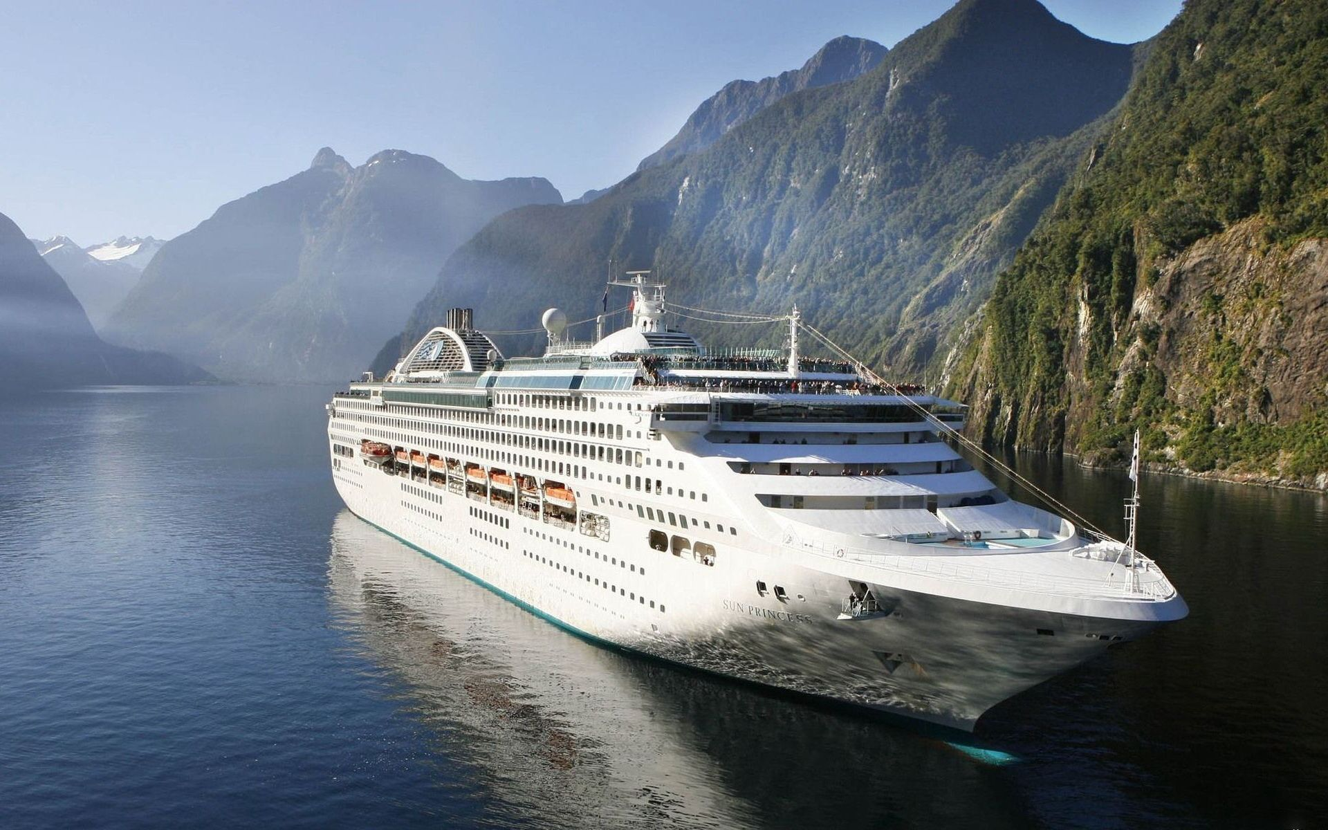 Cruise Ship Sun Princess Boat HD Wallpapers Pinterest Cruise - Cheap cruises com