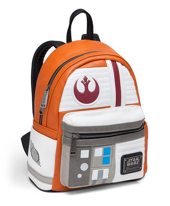 rogeriodemetrio.com: Star Wars Rebel Pilot Mini Backpack