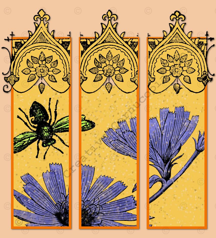 annes creative cornucopia triptych moo 1 1 x 2 8
