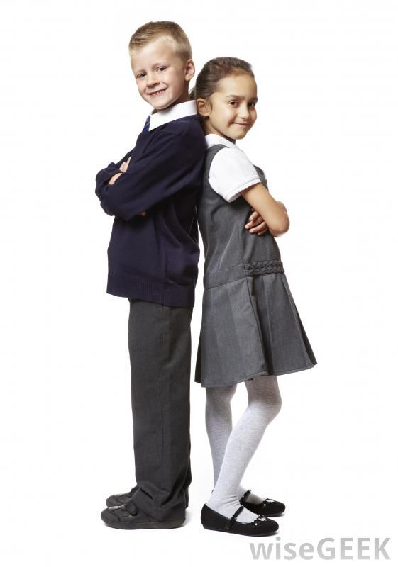 benefits to implementing mandatory school uniforms Facing victorian schools in establishing and implementing dress codes and  school uniform policies for  a) the benefits and costs of mandatory school  uniforms.