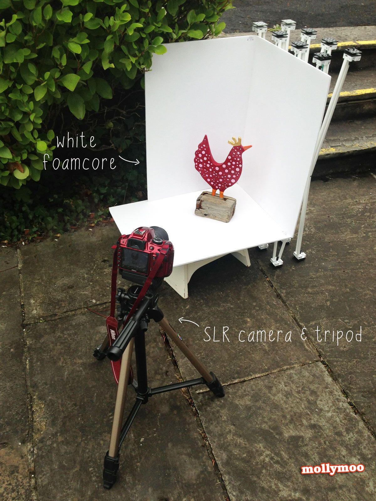 simple outdoor craft photography tips