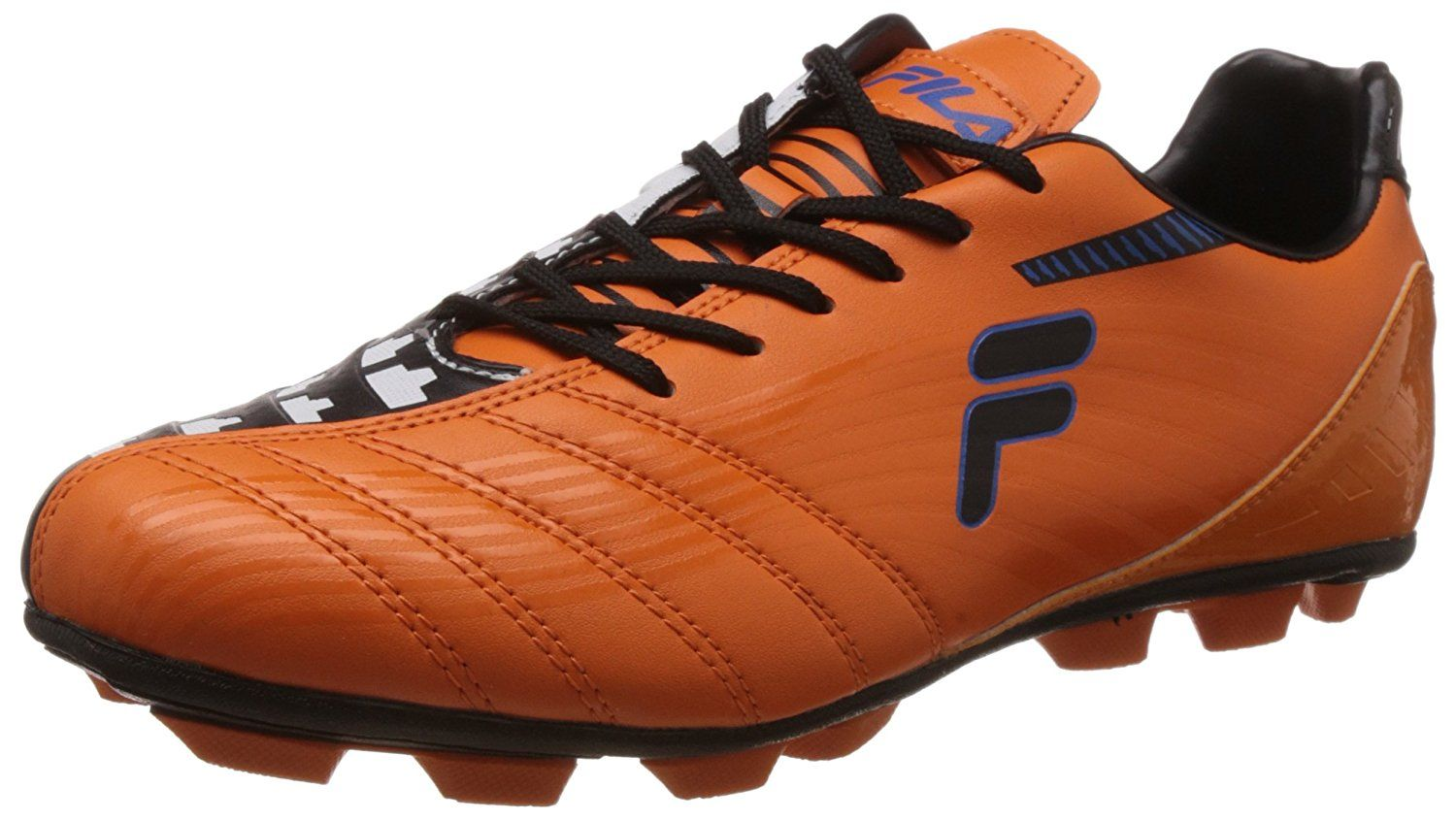 b8759d57f9b Fila Men s Restart Football Boots  Buy Online at Low Prices in India -  Amazon.in