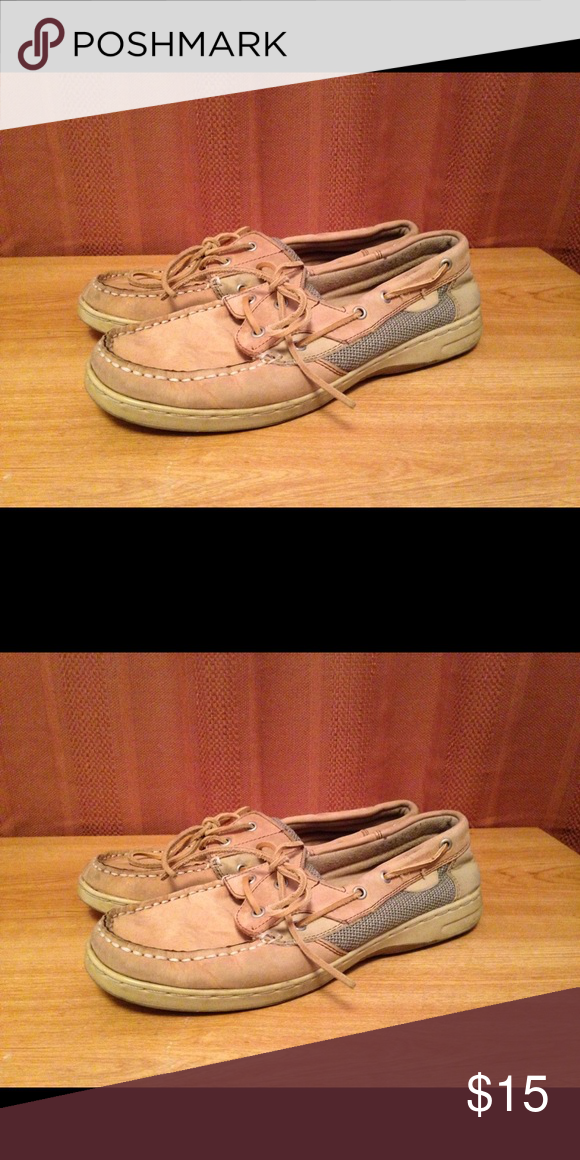 Maui Island Sperry Topsider Boat Shoes Maui Island Boat Shoes. Identical to Sperry topsider boat shoes. Size 8 but fits true to size with size 8.5. Tan color. Normal wear with a lot of life left! Comment with any questions :) Maui Island Shoes