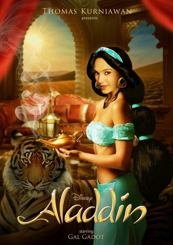 These Disney princess live-action movie posters aren't ...