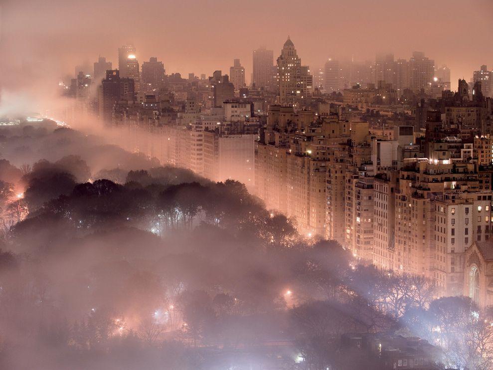 New York City Skyline  (by Jim Richardson)  Thanks Sofia!