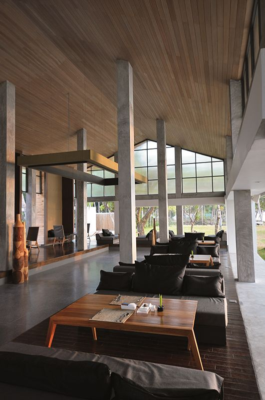 thai modern contemporary style - ค้นหาด้วย Google | Restaurant ...