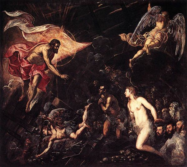 Tintoretto: The Descent Into Hell