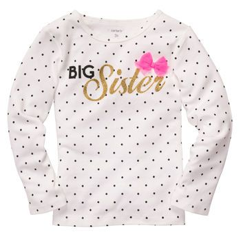 I Love My Big Sister This Much Little Girl Toddler//Kids Long Sleeve T-Shirt