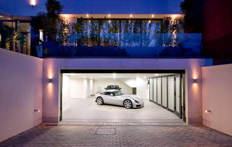 Garage Modern