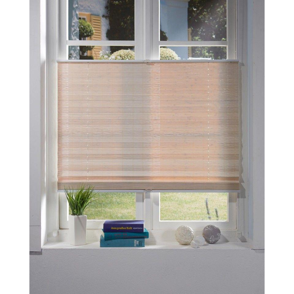 Sonnenschutz Fenster Danisches Bettenlager Bambusrollos Szalj