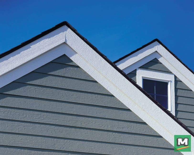 Give Your Home A Helping Hand With Lp Smartside Textured Engineered Trim With Its Deep Cedar Grain Texture And House Exterior Building Materials Trim Board