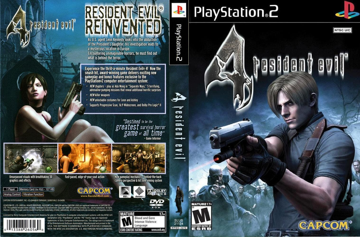 Resident Evil 4 Resident Evil Series It Has Since Been Widely
