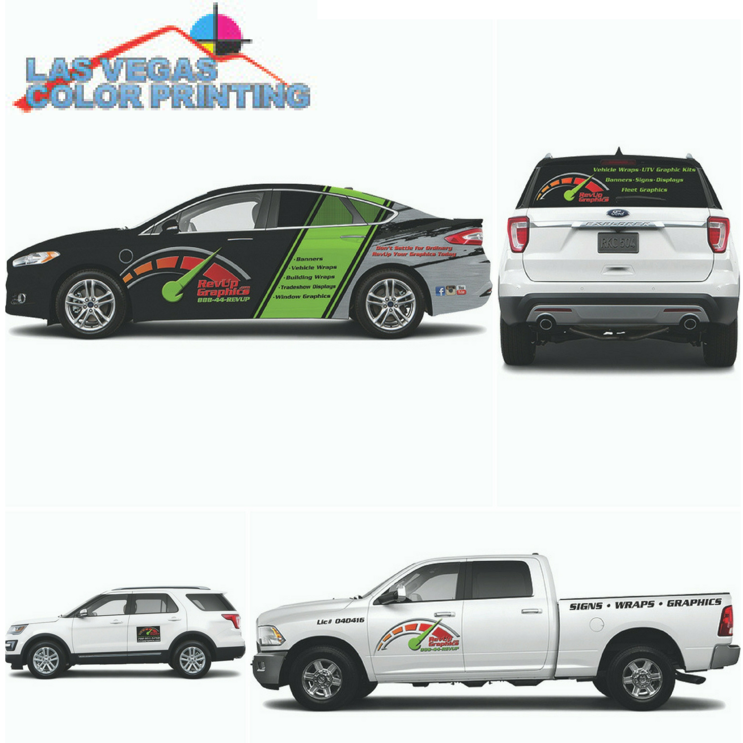Las Vegas Color Printing Is Offer Vehicle Graphics For Showcasing Your Brand On Vehicles Select A Product To Select A Pr Car Graphics Vehicles Printed Magnets [ 1500 x 1500 Pixel ]